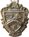 Kappa Kappa Psi recognition pin.png