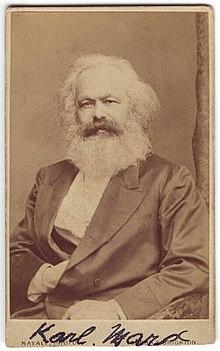 Adam Smith And Karl Marx