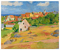 Karl Isakson - View over Gudhjem - Google Art Project.jpg