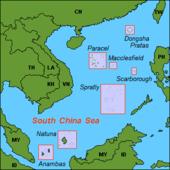 Southern China Sea
