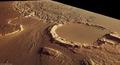 Kasei Valles and Sacra Fossae, in perspective ESA225094.tiff