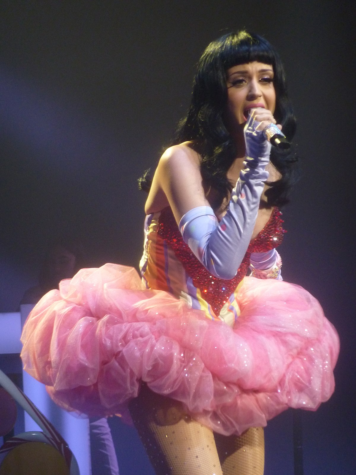Katy Perry Teenage Dream Tour Wikipedia