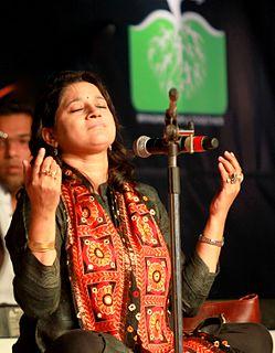 Kavita Seth Indian singer