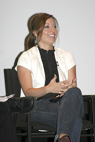 """Black Tie (30 Rock) - Kay Cannon (pictured) wrote """"Black Tie"""" along with co-writer Tina Fey."""
