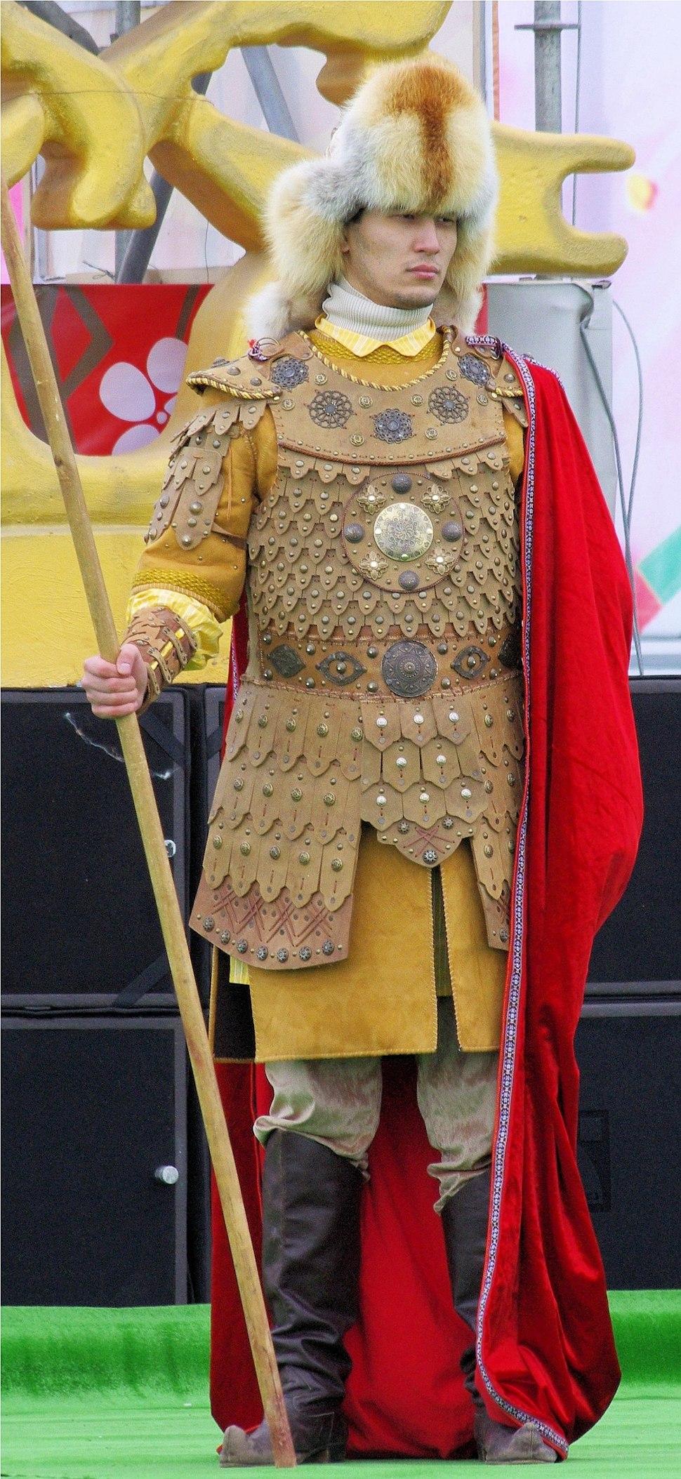 Kazakh guard 2