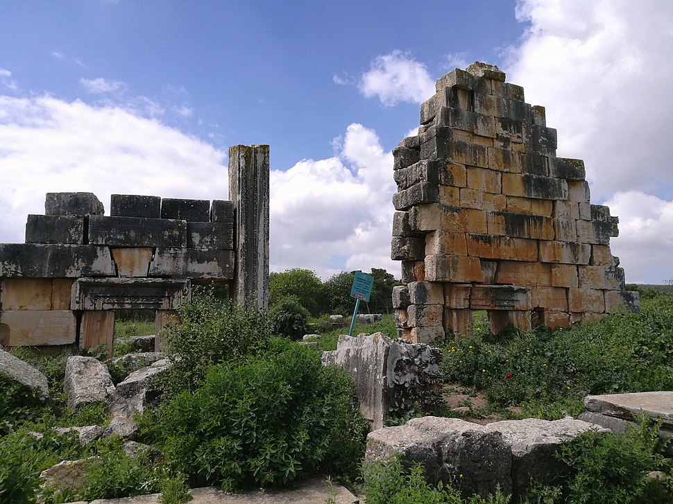 Kedesh Temple