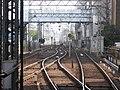 Keihan Hamaotsu Station Reverse Track.jpg