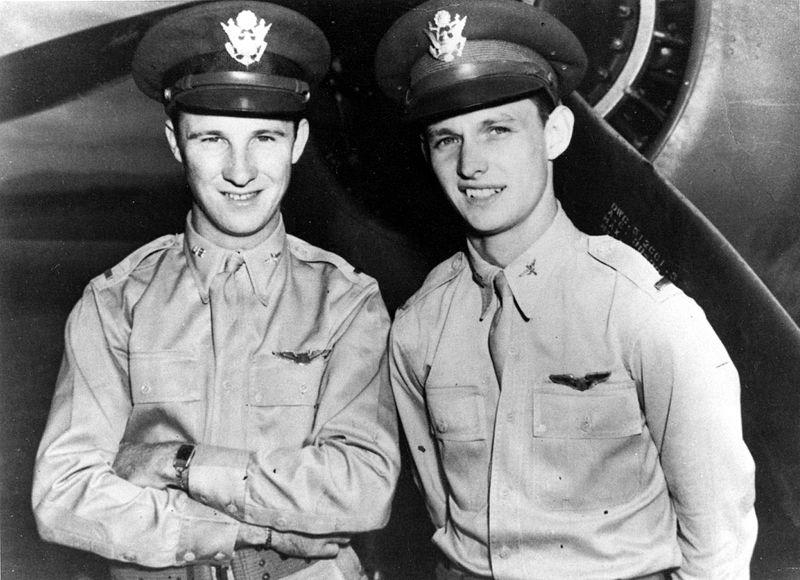 Первые американские герои WWII - Асы Перл-Харбора