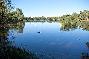 Kennington, Victoria - Kennington Reservoir