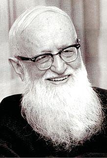 Joseph Kentenich German priest, founder of the International Schoenstatt Movement