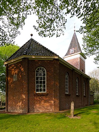 Borgsweer - Borgsweer church