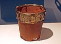 Keszthely-Fenékpuszta (Castellum) - Germanic silvergilt cup fitting, Hungary.jpg