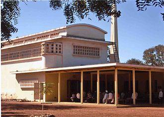 Solesmes Congregation - Keur Moussa Abbey, near Thiès, Senegal.