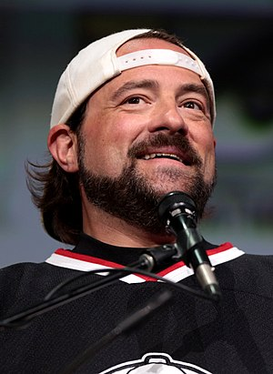 Kevin Smith - Smith at the 2017 San Diego Comic-Con