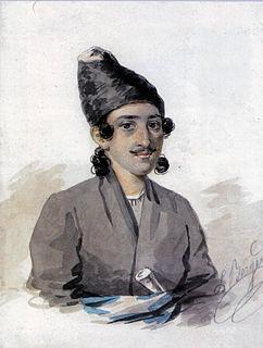 Khosrow Mirza Qajar prince