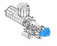 Kibo - Experiment Logistics Module (Exposed Section)