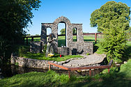 Kildare Brallistown Little St Brigid's Well Statue 2013 09 04.jpg