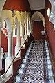Kilkenny Castle - Interior stairs 3.jpg
