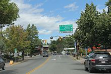 Kimberley BC Downtown on BC95A.jpg