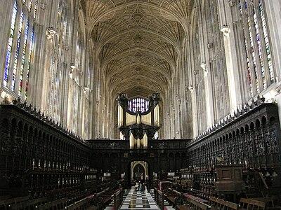 King's College Chapel, Cambridge 15