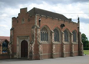 King Edward's School, Birmingham - The chapel