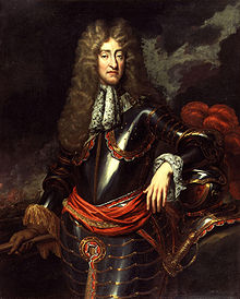 King james ii from npg