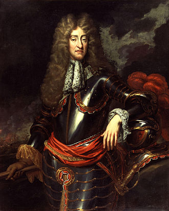 Jacobite rising of 1715 - Image: King James II from NPG