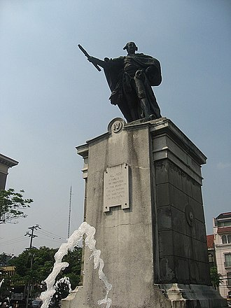 Plaza de Roma - King Charles IV Monument