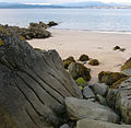 Kinnegar Head with Buncrana across Lough Swilly - geograph.org.uk - 404291.jpg