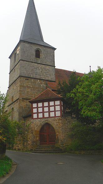Mainleus - Church of Veitlahm