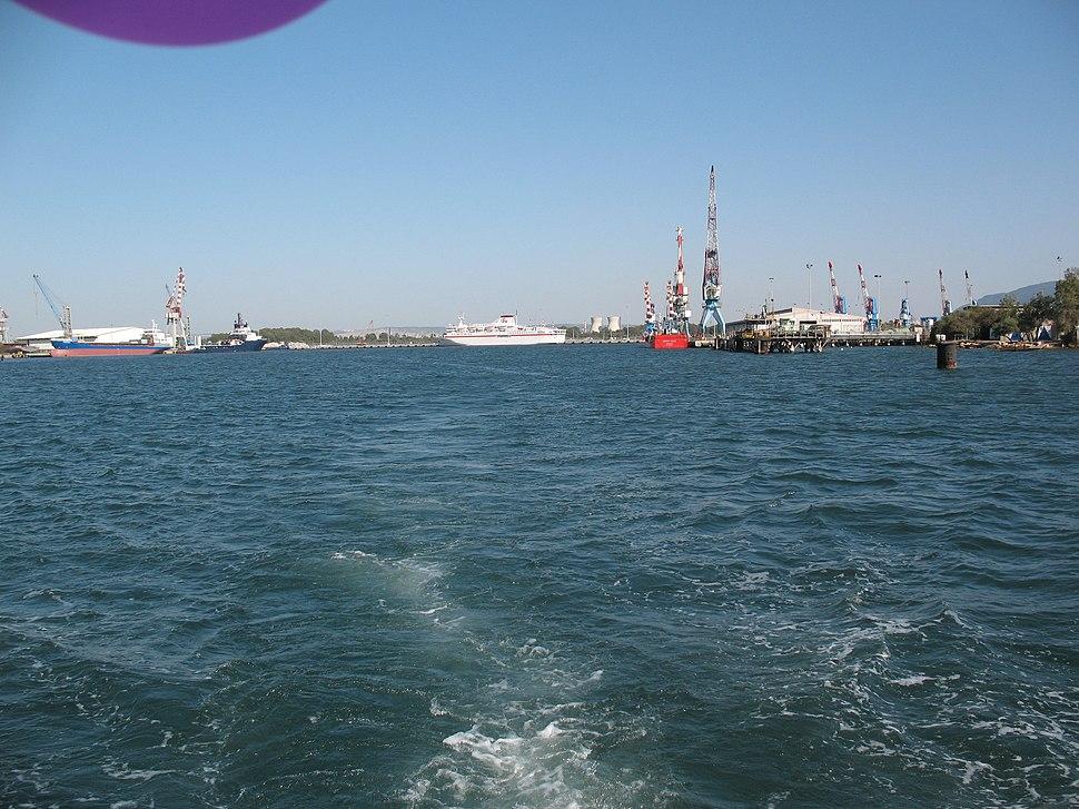 Kishon Port