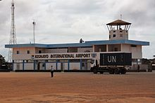 Kismayo International Airport
