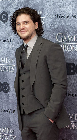 Kit Harington - Harington at Game Of Thrones season 3 Premiere in Seattle, March 2013