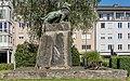 Klagenfurt Völkermarkter Ring Kriegerdenkmal des Kärntner Artilleriebundes 14082016 3720.jpg