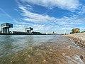 Klares Rheinwasser in Köln, Deutschland (48988171561).jpg