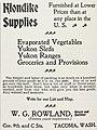 Klondike Outfitting Supplies (1898) (ADVERT 303).jpeg