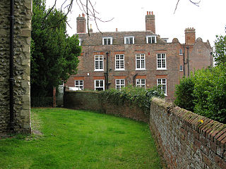Knowlton Court Grade I listed English country house in Dover, United Kingdom