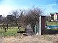 Kobylisy, U nádrže, z ulice Na pěšinách.jpg