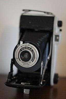 Kodak Junior I folding camera