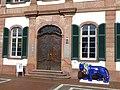 Kollegiengebäude (Darmstadt)-Eingangsportal.jpg