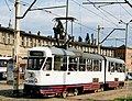 Konstal 102Na 626, tram line 3, Szczecin, 2006.jpg