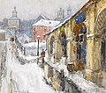 Konstantin Gorbatov - Snowy Townscape.jpg