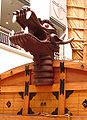 Korea-Seoul-War Memorial 2611-06 Turtle Ship Dragon Head.jpg