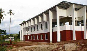 Korogwe - Magunga Hospital Laboratory designed by Jakob Knudsen