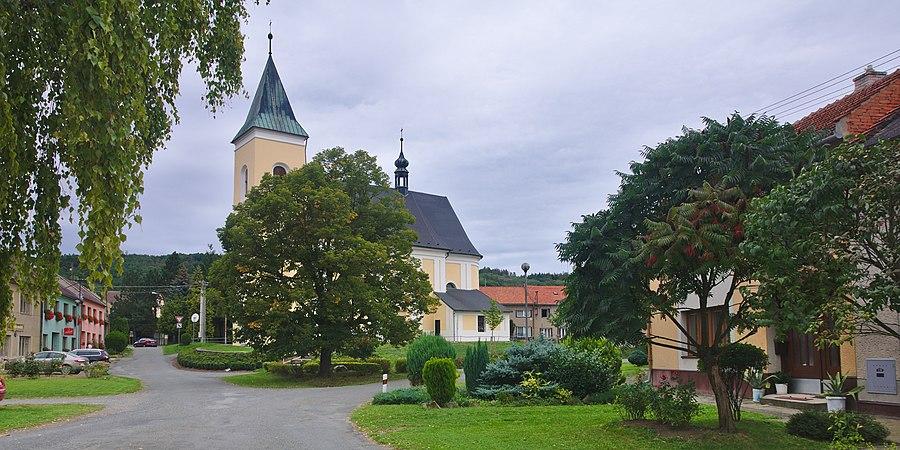 Stařechovice