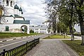 Kotoroslnaya Embankment in Yaroslavl 01.jpg