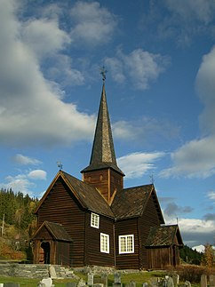 Kvikne church, Nord-Fron, Norway.jpg