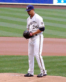 Kyle Lohse Brewers