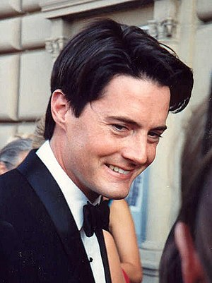 Kyle MacLachlan - MacLachlan at the 1991 Emmy Awards.