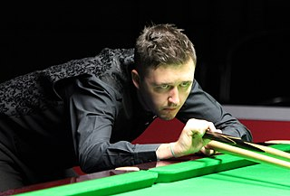 Kyren Wilson English professional snooker player